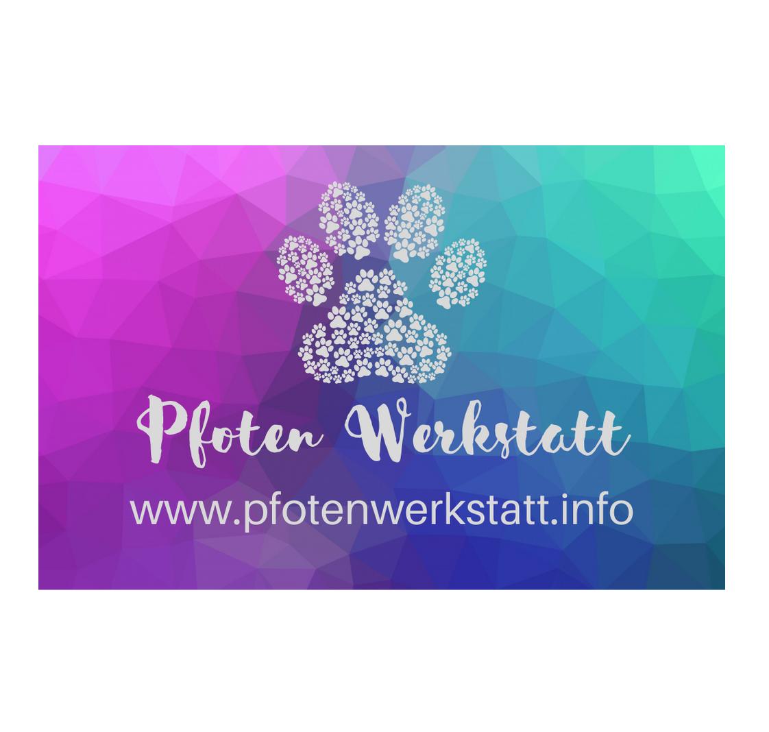 Pfotenwerkstatt_Logo