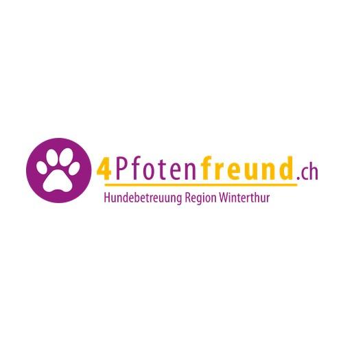 Logo 4Pfotenfreund