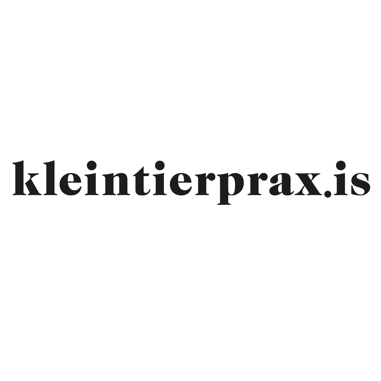 kleintierpraxis_Logo
