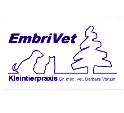 Logo Kleintierpraxis Embrivet