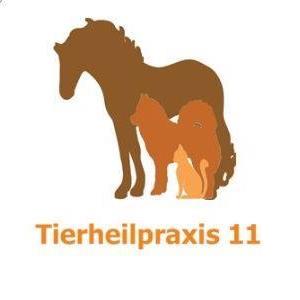 Logo Tierheilpraxis11